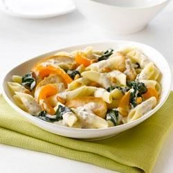 Philly Chicken Florentine