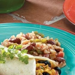 Photo of Salsa Red Beans N Rice by Diane  Harrison