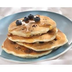 Blueberry Pancakes (Cooking for 2) Recipe