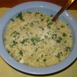 Easy Mock Risotto