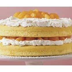 BREAKSTONE'S Simply Citrus Cream Cake Recipe