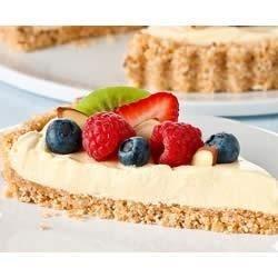 Photo of Vanilla-Almond Fruit Tart by KRAFT®