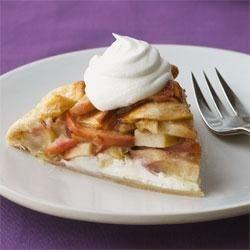 Photo of Freestyle Apple Tart by Philadelphia Cream Cheese