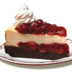 Cherry Chocolate Brownie Cheesecake Recipe