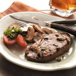 Photo of Marinated Sirloin Steaks by Sarah Vasques