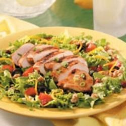 Photo of Grilled Chicken Salad by Mary Campe
