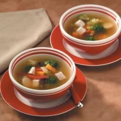 Photo of Chinese Chicken Soup by Taste of Home Test Kitchen