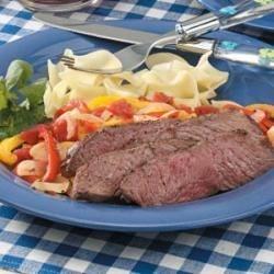 Photo of Italian Pepper Steak by Nancy  Saffield