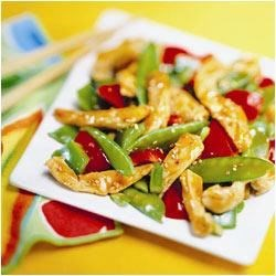 Photo of Sesame Chicken by Fruits & Veggies—More Matters®