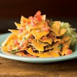 Photo of Quick Party Nachos by Kraft Natural Shredded Cheese