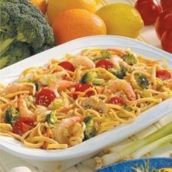 Photo of Shrimp Linguine Salad by Eileen Herr