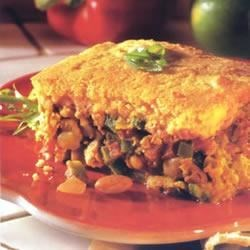 Chipotle Tamale Pie Recipe