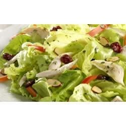 Chicken Salad with Cranberries, Almonds, and Orange Vinaigrette Recipe