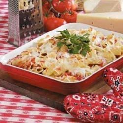 Photo of Baked Ziti Casserole by Paula Zsiray