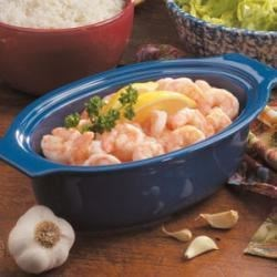Photo of Garlic Butter Shrimp over Rice by Sheryll  Hughes-Smith