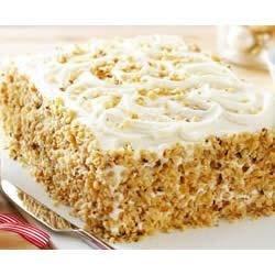 BREAKSTONE'S Creamy Banana-Sour Cream Cake