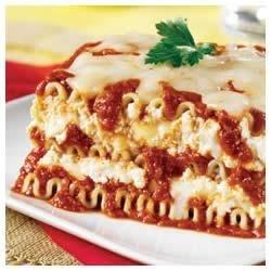 Ragu(R) No Boiling Lasagna Recipe