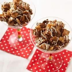 Chocolate Chex(R) Caramel Crunch Recipe