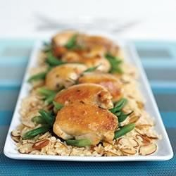 Photo of 30 Minute Almond Chicken by Minute® Rice by Minute Rice