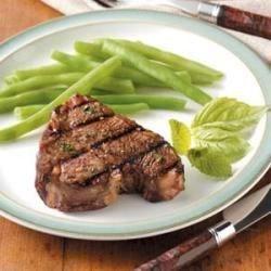 Herbed Marinated Lamb Chops