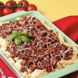 Photo of Baked Ziti by Elaine Anderson