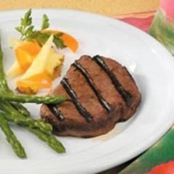 Photo of Luau Beef Tenderloin Steaks by Lorraine  Darocha