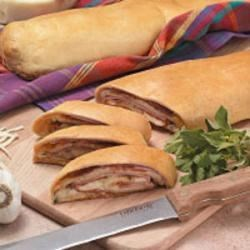 Photo of Three-Meat Stromboli by Jude  Mulvey