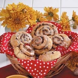 Photo of Chocolate Chip Cinnamon Rolls by Cindy Padgett