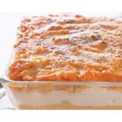 Photo of Mashed Potato Layer Bake by PHILADELPHIA Cream Cheese