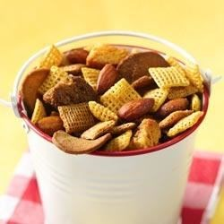 Backyard BBQ Chex(R) Mix Recipe