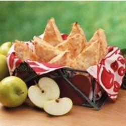 Apple Cheddar Scones