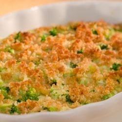 Becel(R) Cheddar Broccoli Casserole Recipe