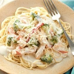 Chicken Capri Pasta Recipe