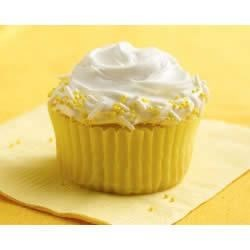 Lemon Burst Cupcakes Recipe