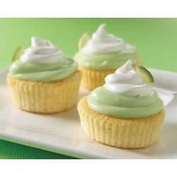 Mini Key Lime Cupcakes Recipe
