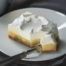 Photo of Triple Layer Banana Cream Pie Bars by KRAFT®