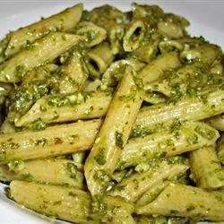 Photo of Penne With Garlic Pesto by Laura Jull