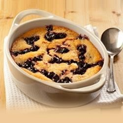 Photo of Simple and Sweetie Blueberry Cobbler by Lucky Leaf Fruit Filling