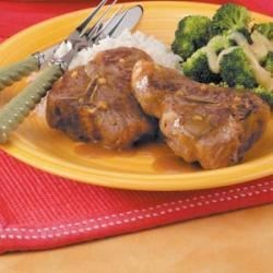 Photo of Curry Lamb Chops by Lois Szemko