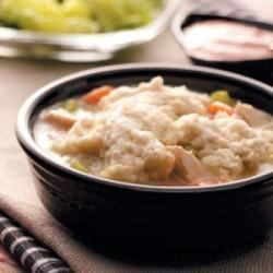 Photo of Easy Chicken and Dumplings by Nancy Tuck