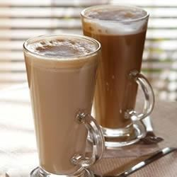 Nutty Mocha Latte Recipe