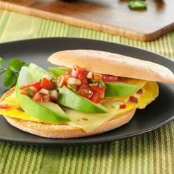 The Southwestern Bagel Thins Recipe