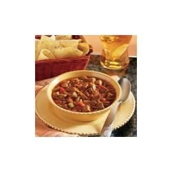 Smokin' Texas Chili Recipe
