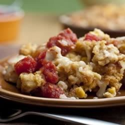 Santa Fe Chicken and Stuffing Recipe