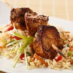 Tandoori Chicken Kabobs Recipe