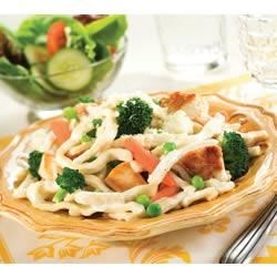 Ranch Chicken Primavera Recipe