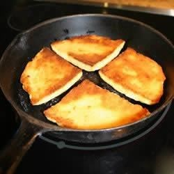 Fried Irish Soda Farls Recipe