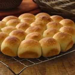 Photo of Homemade Pan Rolls from Gold Medal® Flour by Gold Medal Flour