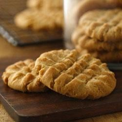 Peanut Butter Cookies from Gold Medal(R) Flour Recipe