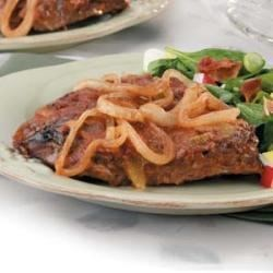 Photo of Slow-Cooked Swiss Steak by Sarah  Burks